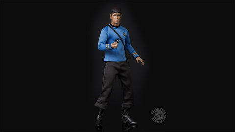 Star Trek - The Original Series Spock 1:6 Scale Action Figure - Pre-Order