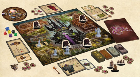 Dark Crystal - The Dark Crystal Board Game