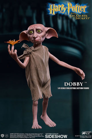 Harry Potter - Dobby 1:6 Scale Action Figure - Pre-Order