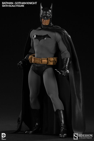 "Batman - Batman Gotham Knight 12"" 1:6 Scale Action Figure"