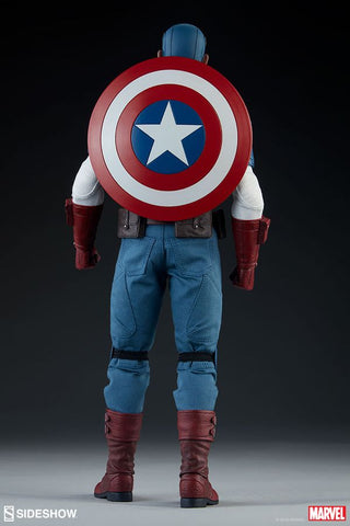 "Captain America - Captain America 12"" 1:6 Scale Action Figure - Pre-Order"