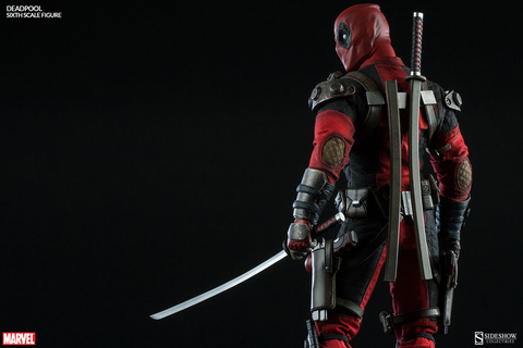 "Deadpool - 1:6 Scale 12"" 1:6 Scale Action Figure - Pre-Order"