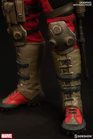 "Deadpool - 1:6 Scale 12"" Action Figure"