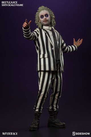 "Beetlejuice - 12"" 1:6 Scale Figure"