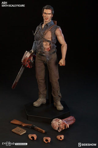 "Army of Darkness - Ash Williams 12"" 1:6 Scale Action Figure"