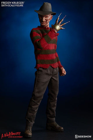 "A Nightmare on Elm Street - Freddy Krueger 12"" 1:6 Scale Action Figure - Pre-Order"