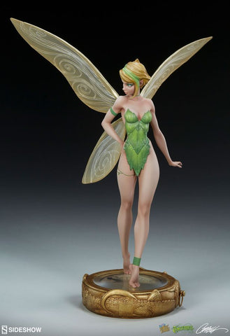 Fairytale Fantasies - Peter Pan's Tinker Bell Statue by J. Scott Campbell - Pre-Order