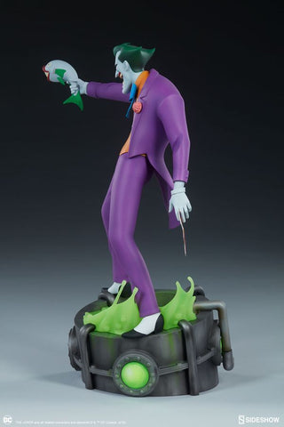 Batman: The Animated Series - The Joker Sideshow Statue - Pre-Order