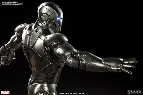 Iron Man - Mark II 1:4 Scale Maquette Statue