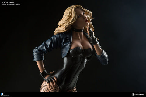 Green Arrow - Black Canary Premium Format 1:4 Scale Statue