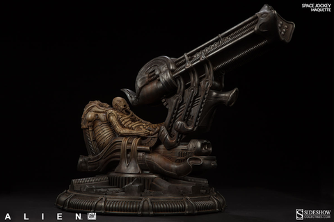 "Alien - Space Jockey 21"" Maquette Statue"