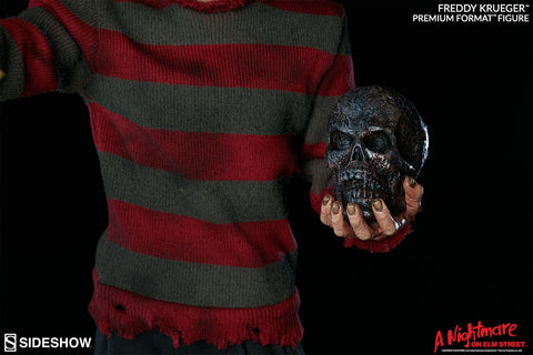 A Nightmare on Elm Street - Freddy Krueger Premium Format 1:4 Scale Statue