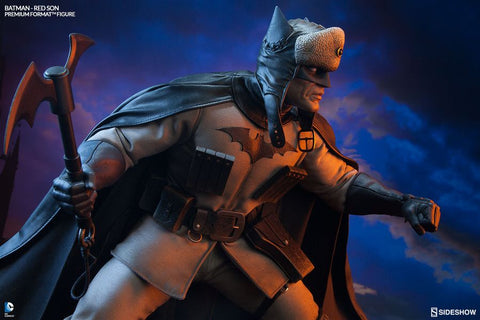 Batman - Red Son Premium Format 1:4 Scale Statue