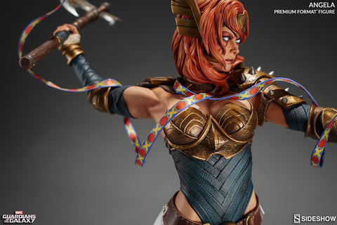 Guardians of the Galaxy - Angela Premium Format 1:4 Scale Statue