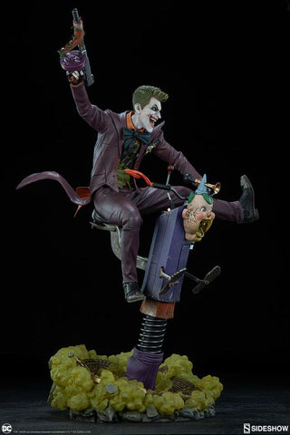 Batman - The Joker Premium Format 1:4 Scale Statue - Pre-Order