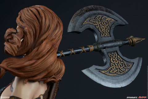 Red Sonja - Queen of Scavengers Premium Format 1:4 Scale Statue - Pre-Order