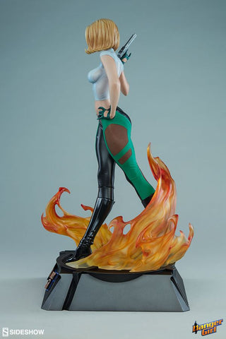Danger Girl - Abbey Chase Premium Format 1:4 Scale Statue - Pre-Order