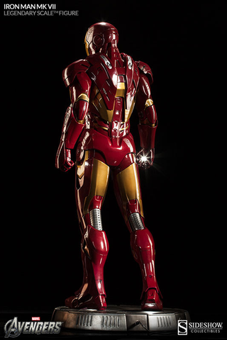 "Avengers - Iron Man Mark VII 39"" Legendary 1:2 Scale Statue"