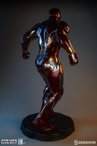 Captain America: Civil War - Iron Man Mark XLVI 1:2 Legendary Scale Statue - Pre-Order