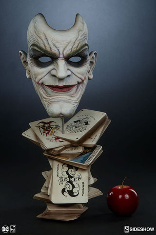 Batman - The Joker: Face of Insanity Life-Size Bust - Pre-Order