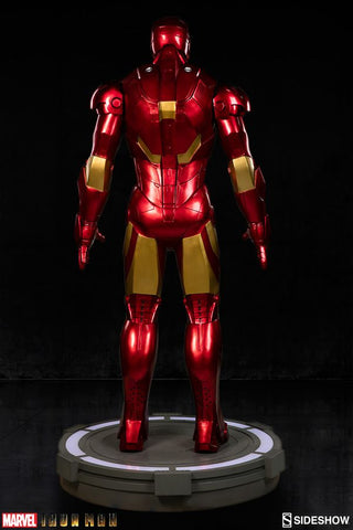 Iron Man - Mark III Life Size Statue - Pre-Order