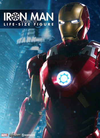 Avengers - Iron Man Mark VII Life Size Statue – Pre-Order