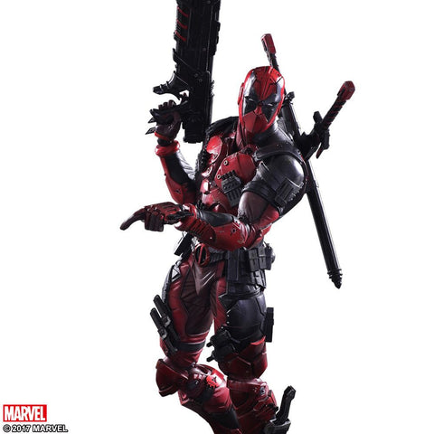 Deadpool - Deadpool Play Arts Action Figure