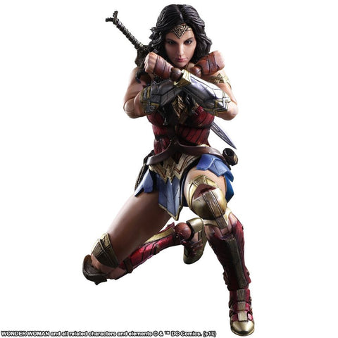 Wonder Woman Movie - Play Arts Action Figure