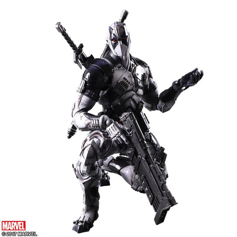 Deadpool - X-Force Play Arts Action Figure