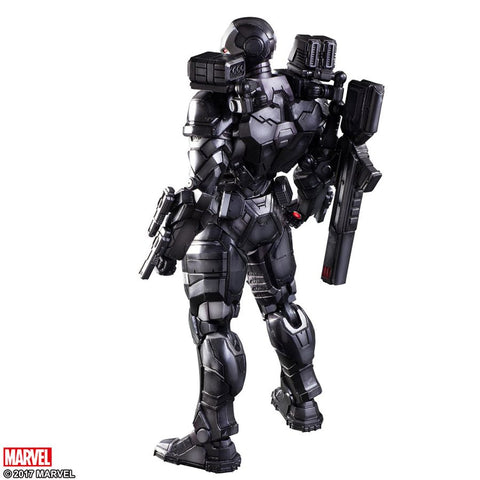 "Iron Man - War Machine Variant Play Arts Kai 11"" Action Figure - Pre-Order"