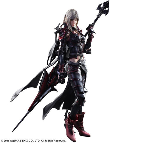 Final Fantasy XV - Aranea Highwind Play Arts Action Figure