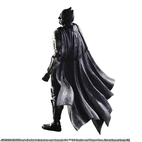 Justice League (2017) - Batman Tactical Suit Play Arts Action Figure - Pre-Order