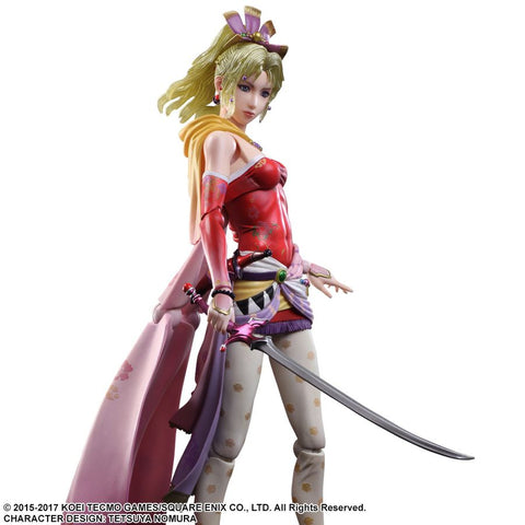 Final Fantasy VII - Terra Branford Play Arts Figure - Pre-Order