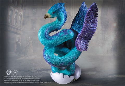 Fantastic Beasts and Where to Find Them - Magical Creatures: Occamy Figure - Pre-Order