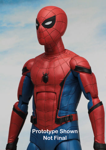 Spider-Man: Homecoming - Spider-Man 1:4 Scale Action Figure - Pre-Order