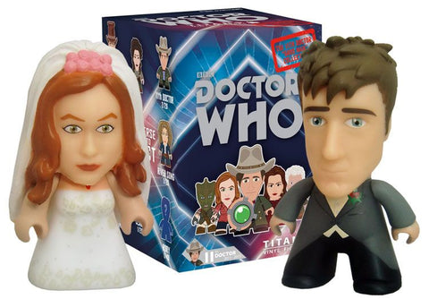 Doctor Who: The Good Man Collection - Titans Mystery Mini Blind Box Case of 20 Figures