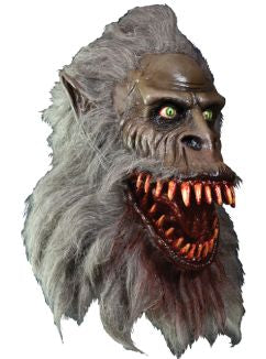 Creepshow - Fluffy The Crate Beast Mask - Pre-Order