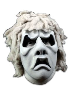 The Twilight Zone - Nightmare at 20,000 feet Gremlin Mask Black & White - Pre-Order