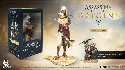Assassin's Creed: Origins - Aya Vinyl Statue