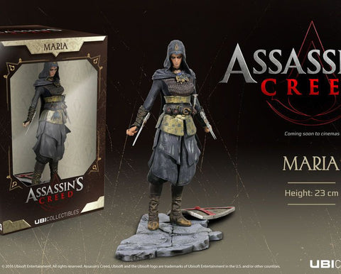 "Assassin's Creed - Maria 10"" Vinyl Figure - Pre-Order"