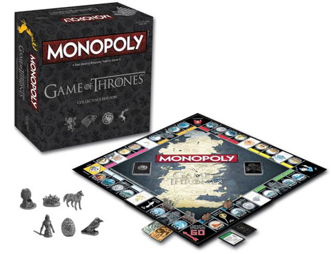 Monopoly - Game of Thrones Collectors Edition