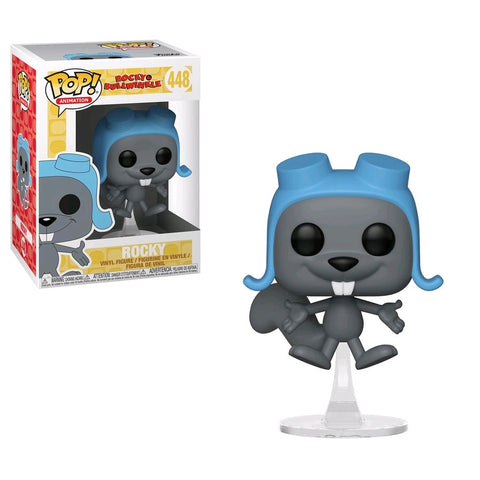 Rocky & Bullwinkle - Flying Rocky Pop! Vinyl Figure - Pre-Order