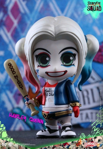 Suicide Squad - Harley Quinn Cosbaby Hot Toys Vinyl Figure