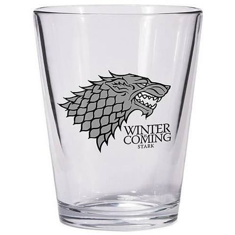 Game of Thrones - Stark Sigil Shot Glass