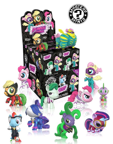 My Little Pony - Series 4 Power Ponies Walgreens Exclusive Mystery Mini Blind Box Case of 12 Figures