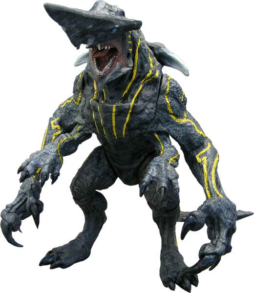 "Pacific Rim - Knifehead 18"" Action Figure"