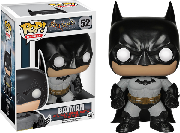 Batman: Arkham Asylum - Batman Pop! Vinyl Figure
