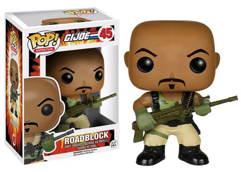 G.I. Joe - Roadblock Pop! Vinyl Figure
