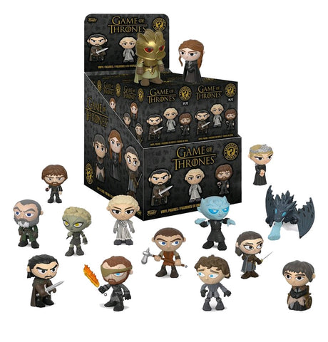 Game of Thrones - Season 10 Mystery Minis Case of 12 Blind Boxes