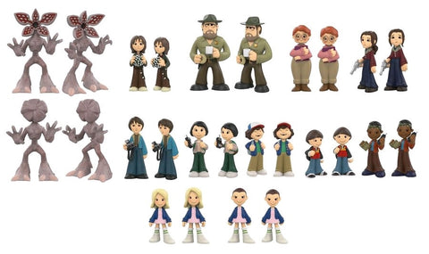 Stranger Things - Mystery Minis Series 01: Case of 12 Blind Boxes - Pre-Order